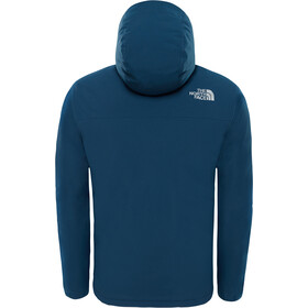 The North Face Snow Quest Chaqueta Niños, blue wing teal